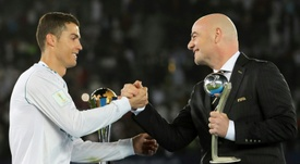 The Club World Cup could looks set to undergo a revamp. AFP