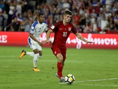 Pulisic is key to the USA. AFP