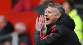 Solskjaer asks the director to bring in at least two players in January. AFP