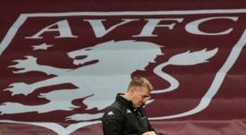 Villa face fixture backlog as virus forces postponement of Everton game. AFP