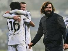 Juventus beat Napoli to win Italian Super Cup. AFP