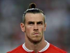 La posible marcha de Bale, noticia del día. AFP/Archivo