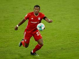 Seven clubs are after Bayern's David Alaba. AFP