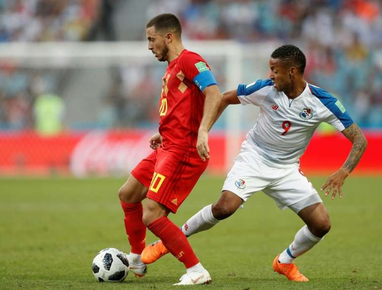 Bélgica tuvo buen debut. AFP