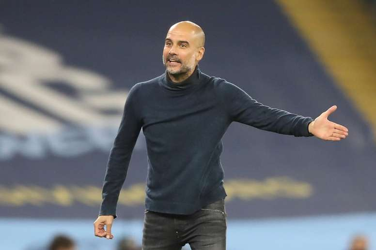 Pep Guardiola admitted that he will not be able to watch 'El Clasico'. AFP