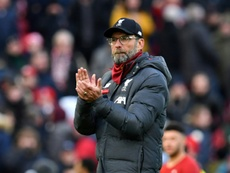 Jurgen Klopp wants teams to play less matches, not more. AFP
