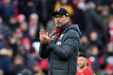 Jurgen Klopp wants teams to play less matches, not more. AFP