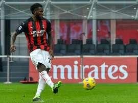 Para Kessié, a goleada sofrida mudou algo no Milan. AFP
