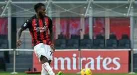 Kessié ne dirait pas non à une prolongation avec l'AC Milan. afp