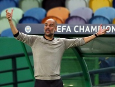 Guardiola's tinkering ends in familiar Champions League exit for Man City. AFP