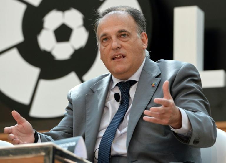 Tebas veut toujours la mort du PSG — PSG