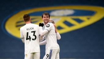 Leeds prépare une prolongation de contrat pour Bamford. AFP