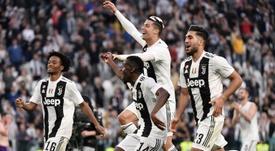 Matuidi continuará como jogador da Juventus. AFP