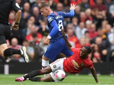 Wan-Bissaka embodies bright start by youthful Man Utd