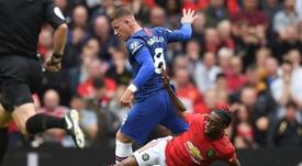 Wan-Bissaka embodies bright start by youthful Man Utd