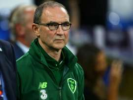 O'Neill has left his role as Ireland boss after five years at the helm. AFP