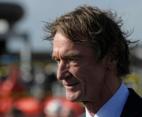 O homem mais rico da Grã-Bretanha também quer comprar o Nice. AFP