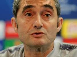 Valverde. AFP