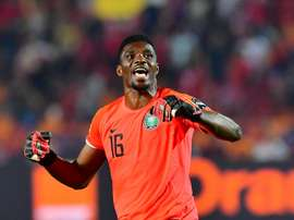 Awesome Akpeyi inspires Kaizer Chiefs to Soweto derby victory. AFP