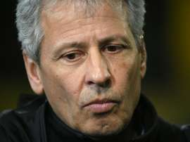 Lucien Favre names a very attacking line-up against Tottenham. AFP
