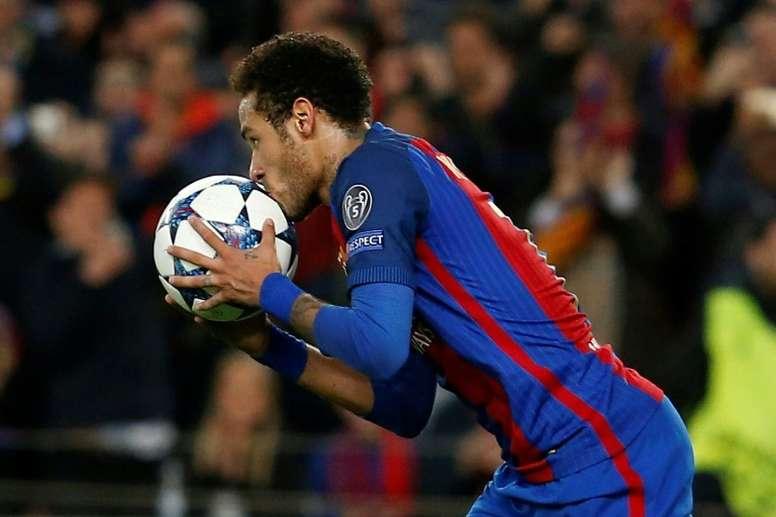 El Barça negó los rumores. AFP