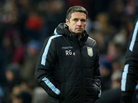 Aston Villa's manager Remi Garde is disappointed by Lescott's Twitter post. BeSoccer