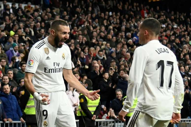 f9f3fe453e01 Generous  Benzema playing through the pain - Solari - BeSoccer