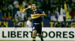Political football: Riquelme and Maradona carry old feud into Boca election