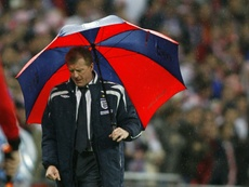 Steve McClaren managed QPR for 46 matches. AFP
