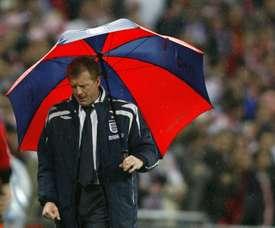 Steve McClaren managed QPR for 46 matches. AFP