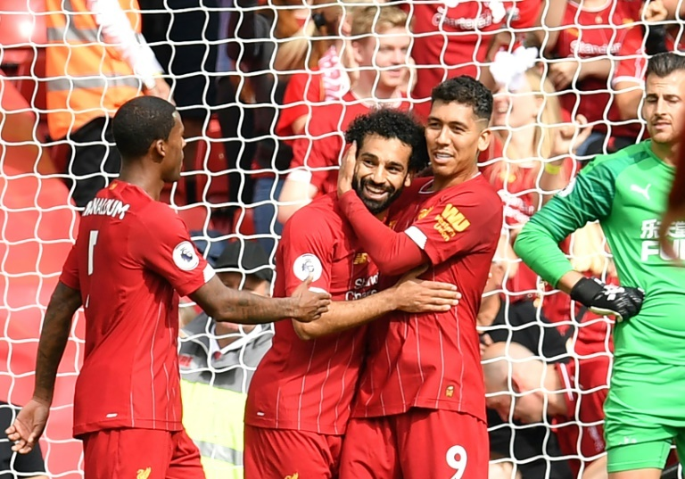 The boss on Liverpool's unbeaten league run at Anfield