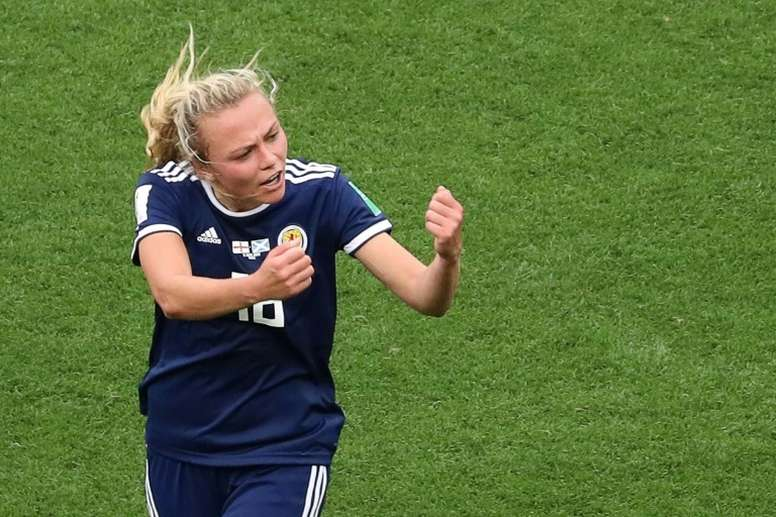 Scotland will need to bounce back from their defeat to England. AFP