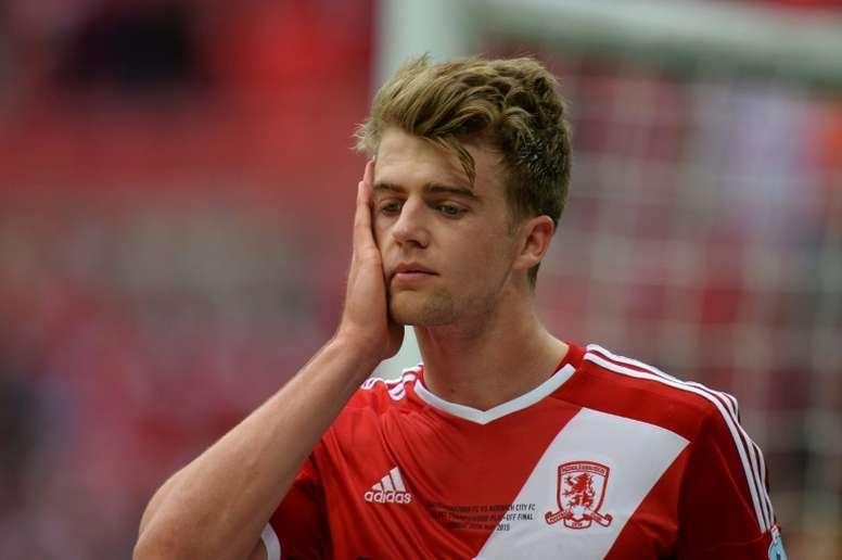 Un jugador del Nottingham Forest, en el radar del West Brom. AFP