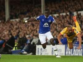 El Crystal Palace quiere reforzar su equipo con el centrocampista. AFP