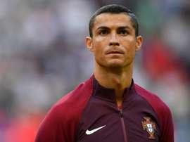 Plusieurs équipes recevront de l'argent si le Real vend Cristiano. AFP