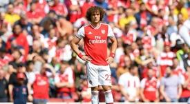 David Luiz fala sobre troca de equipe. AFP