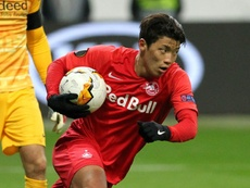 RB Leipzig sign South Korea's Hwang to replace Werner. AFP