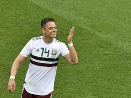 Hernandez wants to go all the way in Russia. AFP
