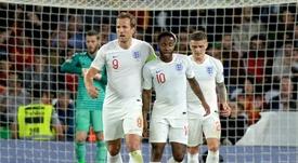 Les compos probables du match de Ligue des Nations entre l'Angleterre et la Suisse. AFP