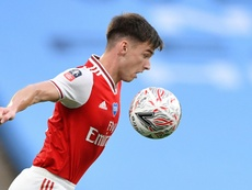 Arteta hopes Tierney will be cleared to face Man City after self-isolation. AFP