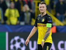 Reus has been backed by the club after outburst on TV last weekend. AFP