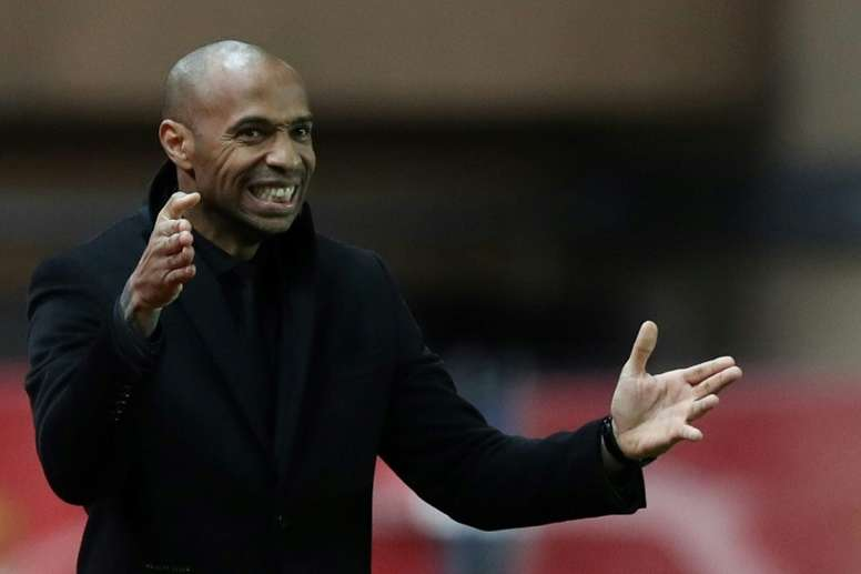 Henry will have to wait to take on former team-mate Patrick Vieira. AFP