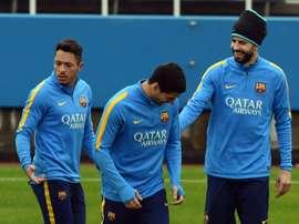 The Barcelona medics' task during the international break! AFP