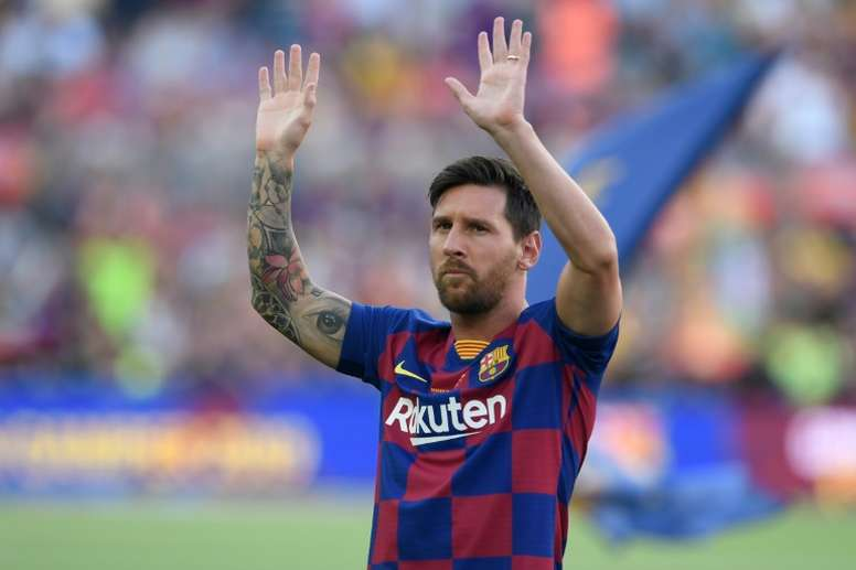 Messi will not be risked for opener against Bilbao