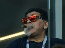 A life of excess: Maradona turns 60 in self-isolation. AFP