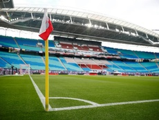Leipzig will be allowed to host games at 50% capacity next season. AFP