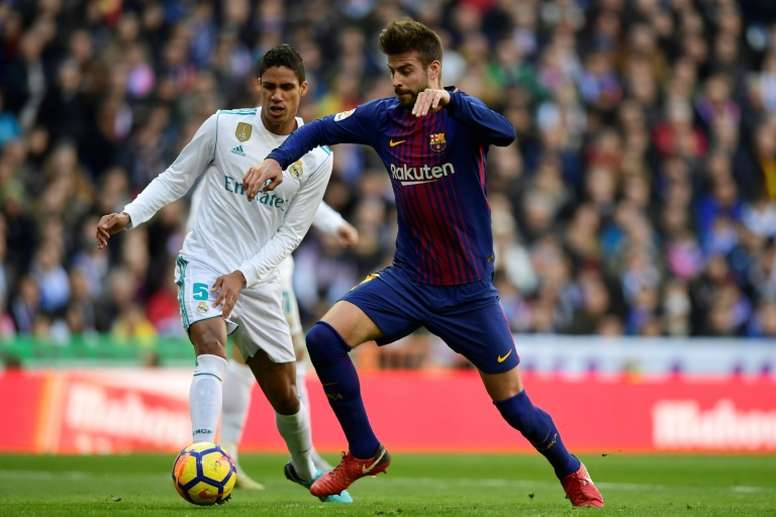 Madrid and Barca will be included in new format. AFP