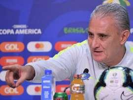 Brazil's Tite fears sceptre of Paraguay penalty woe