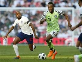 Obi Mikel voudra remettre son équipe sur les bons rails. AFP