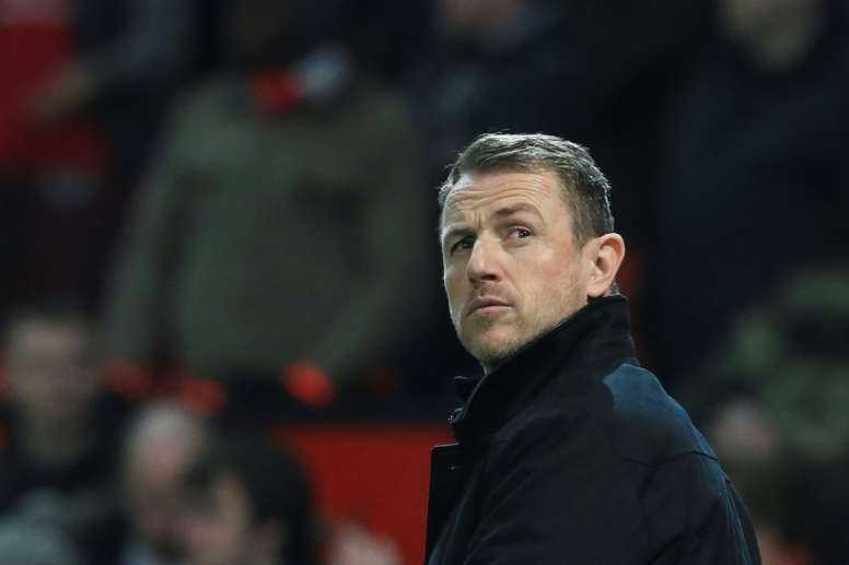 Rowett is the man. AFP